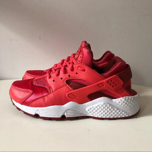 Nike Shoes | Red White Nike Air